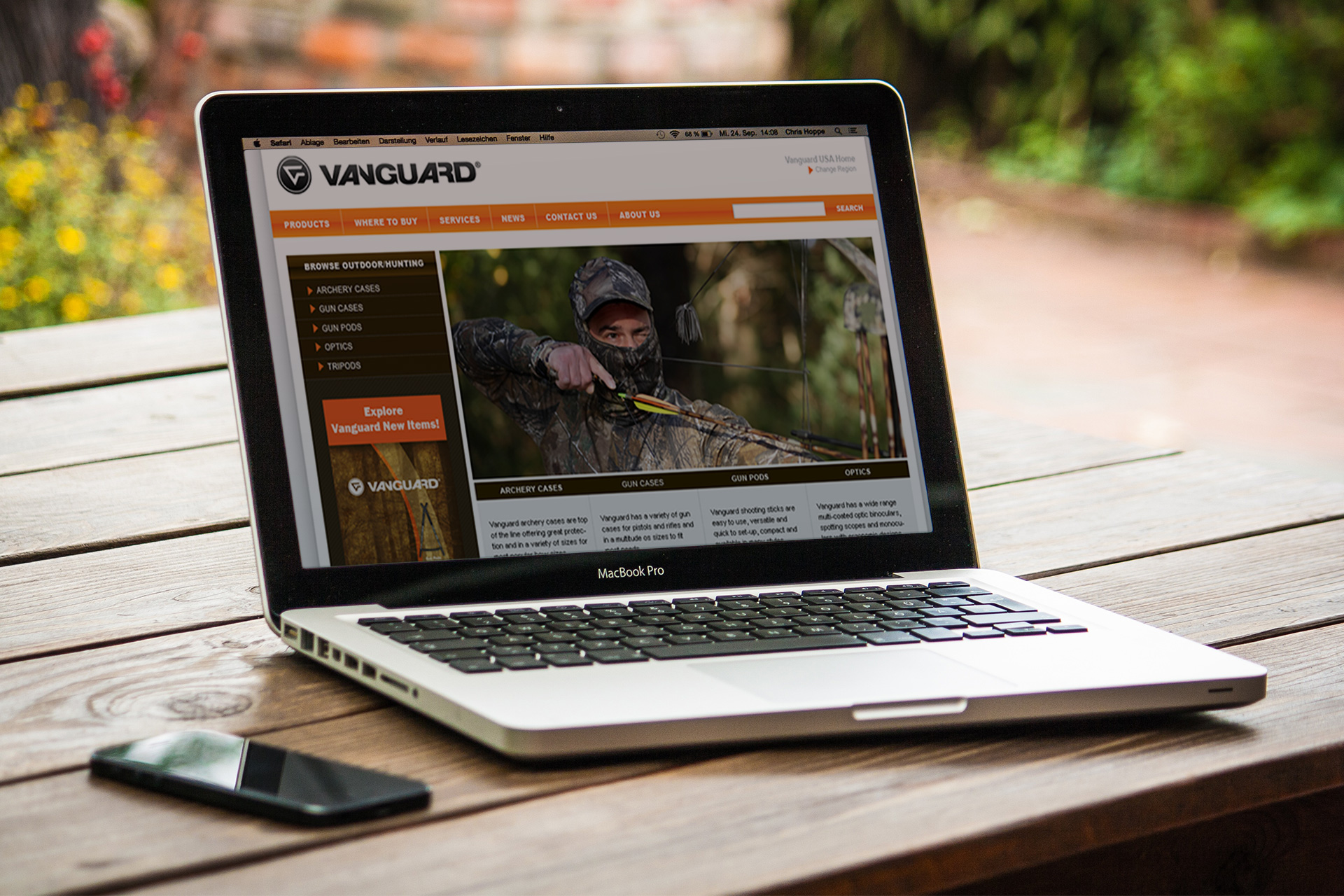 Vanguard-Background